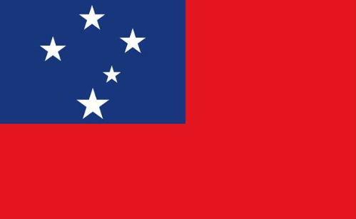 サモア国旗