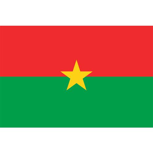 ブルキナファソ国旗