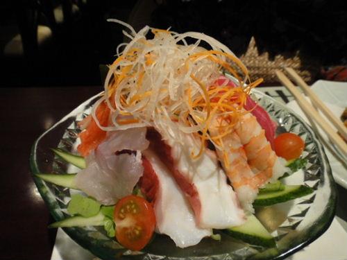 ドバイの日本料理