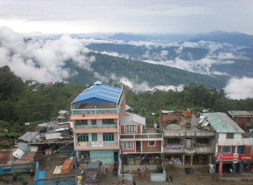 Dhankuta house