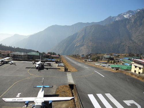 Solukhumbu airport