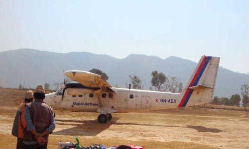 Lamidanda airport