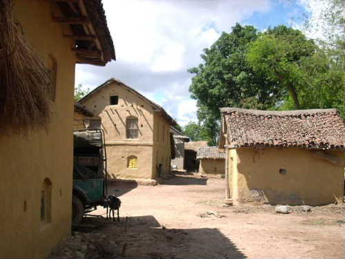 Siraha village2