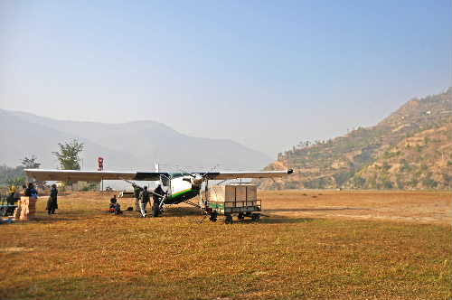 ramechhap airport