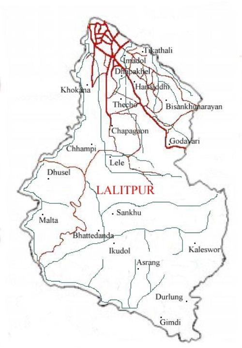 Lalitpur District