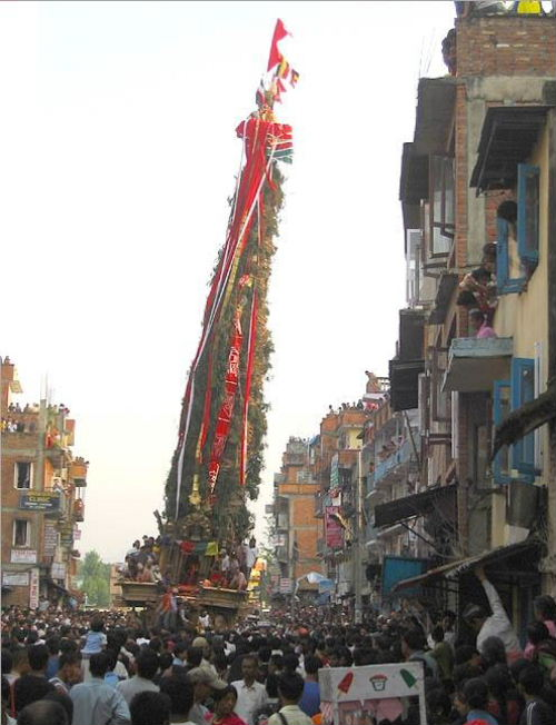 Lalitpur festival