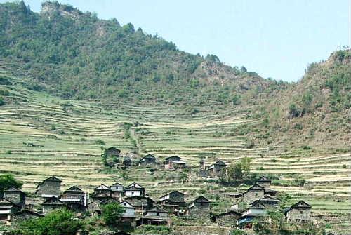 Dhading Village