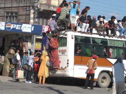 Rautahat Bus