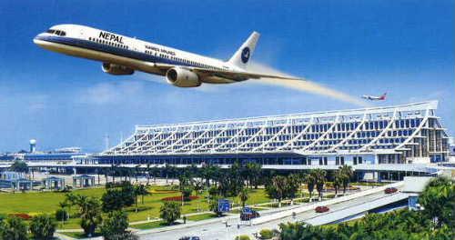 Nijgadh-Dumarwana of Bara airport