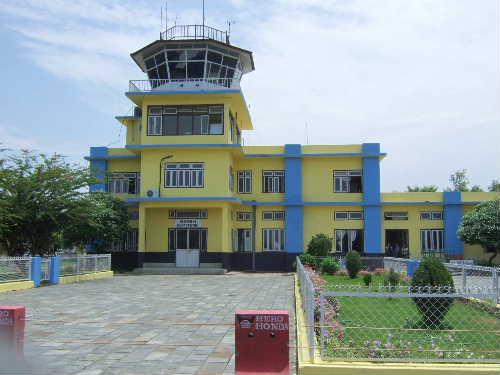Bharatpur airport0