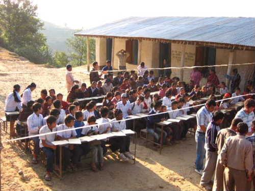 Lamjung view2 school