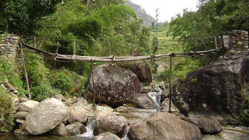 Lamjung view4 bridge