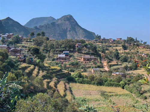 Tanahu View5 village