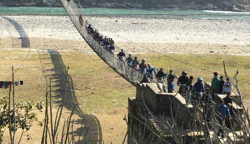 Tanahu View6 Bridge