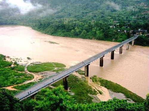 Tanahu View7 Bridge