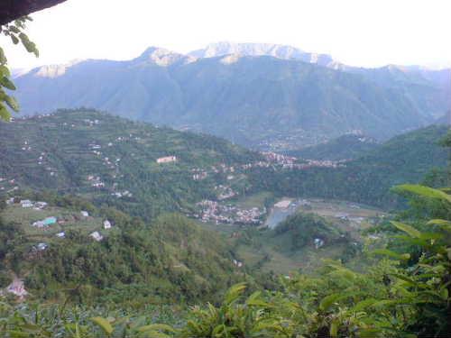 galyang Syangja district