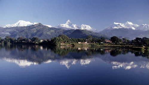 Kaski View1  lake1