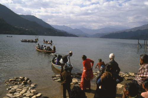 Kaski View3 lake