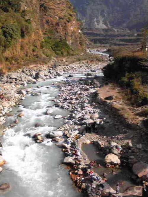 Pokhara 川湯温泉