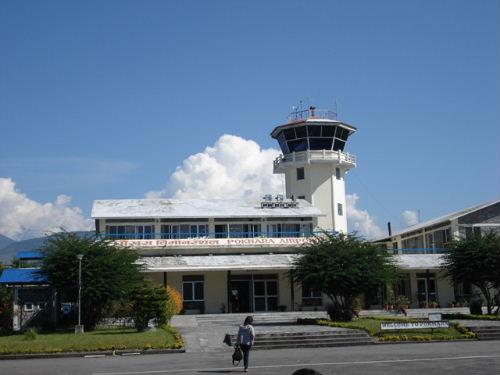 Pokhara airport1