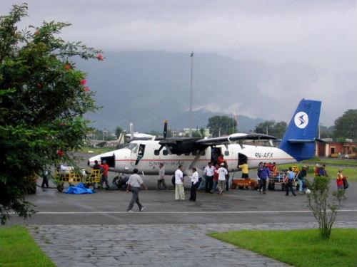 Pokhara airport2