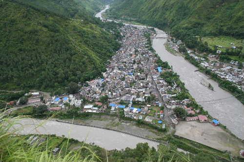 Myagdi district view0