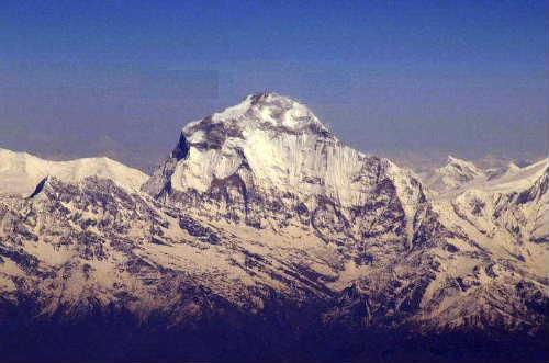 Myagdi District view1