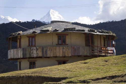 Myagdi District view2