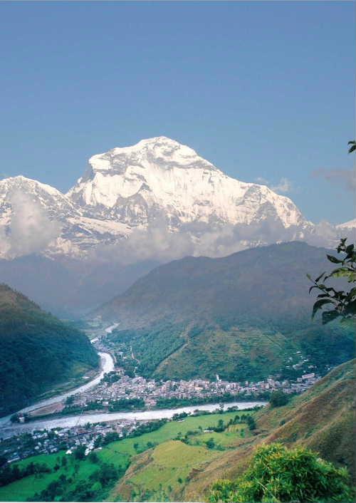 Myagdi District view3