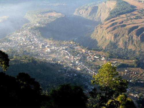 Parbat View