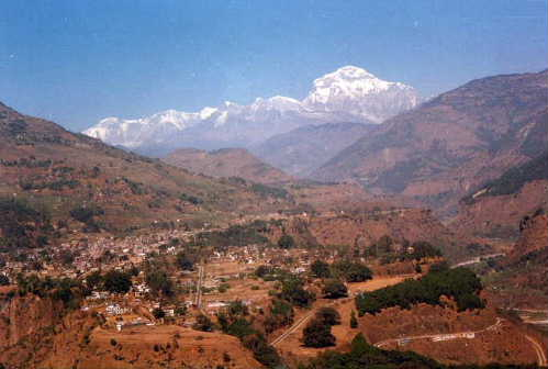 Baglung view1