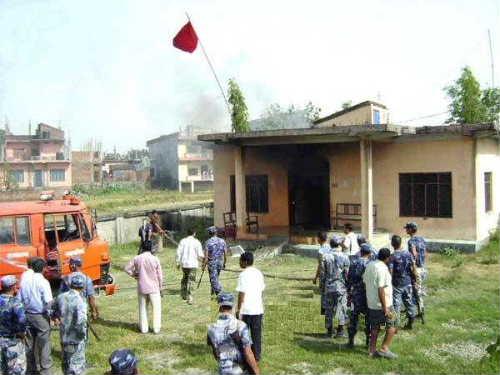 Nawalparsi district office
