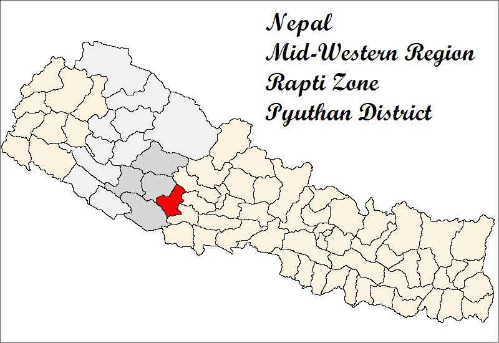 Pyuthan district1