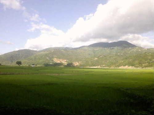 Pyuthan view khalanga