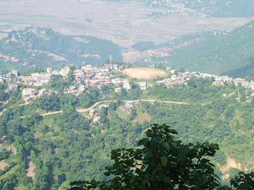 Pyuthan view1