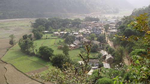 Pyuthan view2