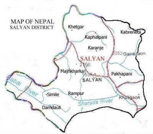 Salyan district2
