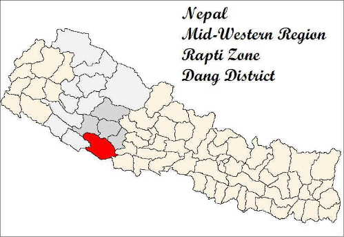 Dang district1