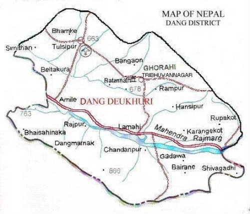 Dang district2