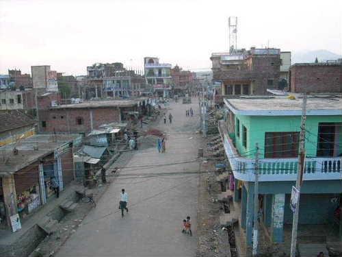 Dang tulsipur street
