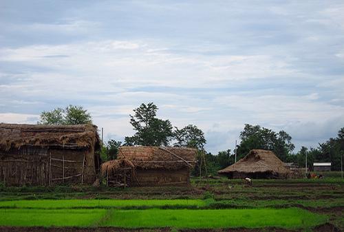 Bardiya village4