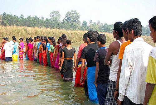Bardiya village2
