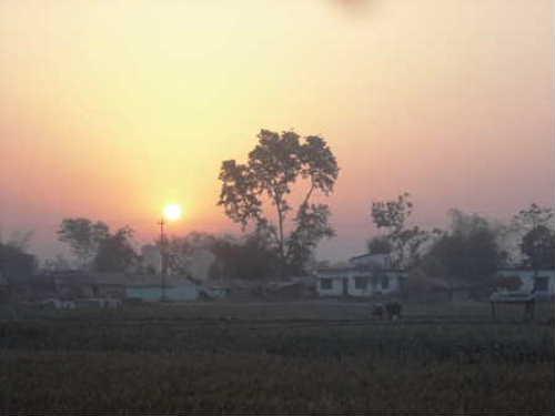 Bardiya village3
