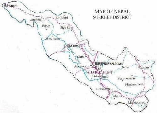 Surkhet district2