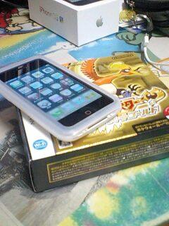 i-PhoneとポケモンHG