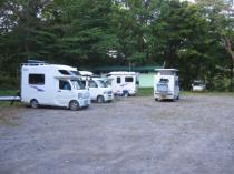 滝の上キャンプ場