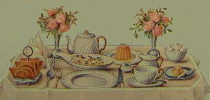 イギリスの朝食(イングリッシュ・ブレックファースト)に欠かせないトーストラック/スタンドをアンティークで・・。