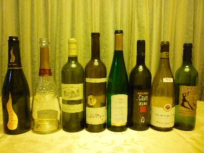 お家ワイン会24