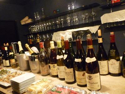 小塚ワイン会2