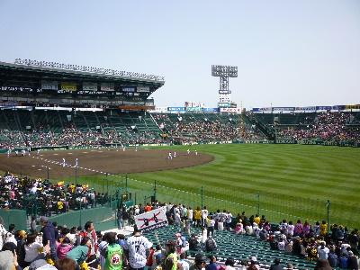 阪神vs巨人オープン戦3